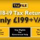 Tax Returns for Self-Employed Londoners - Special Offer!